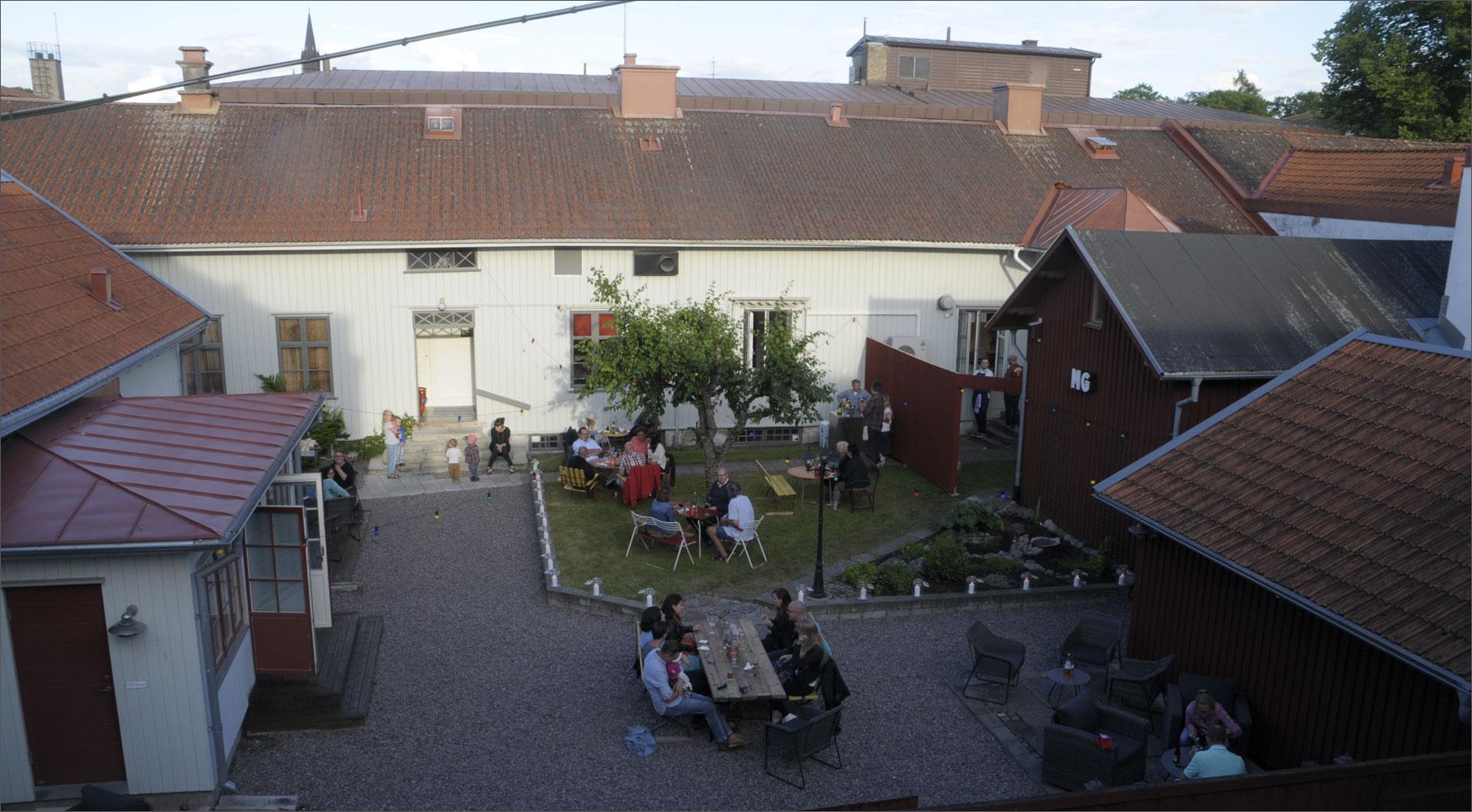 mötesplatsen trädgård Stenungsund