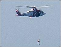 reddningshelikopterprivlop